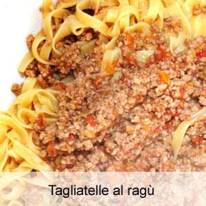 Tagliatelle al ragù - OsteMatto.it